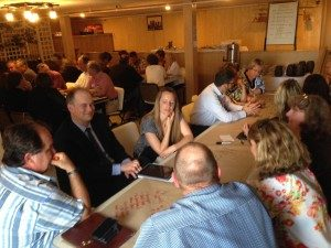 Team Norfolk meeting