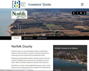 EDCO web Norfolk County
