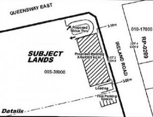 Royal Clover Site Plan