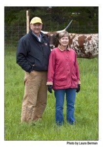 Bryan & Cathy Gilvesy