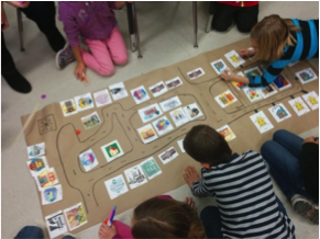 Students learn about planning