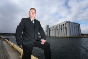 Scott Bravener of Lower Lakes Towing