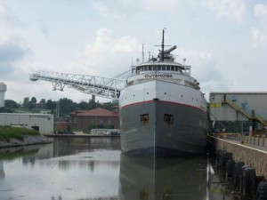 Cuyahoga ship owned by Lower Lakes