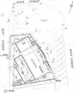 Fishack site plan