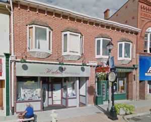 Downtown Simcoe storefront