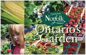 Norfolk County, Ontario's Garden