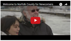 Norfolk County Newcomer Welcome Video
