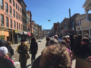 Finger Lakes Tour in Ithaca Commons