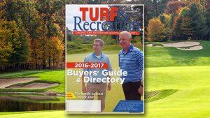 Turf Rec magazine