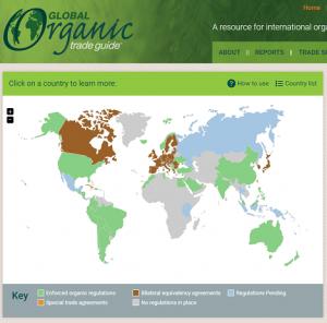 Organic Trade Guide