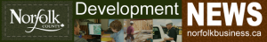 Norfolk Development News banner