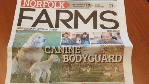 Norfolk Farms Mag Front