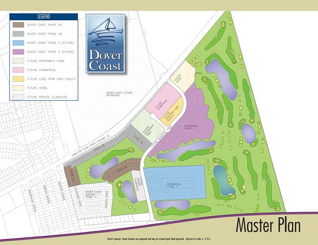Dover Coast Master Plan