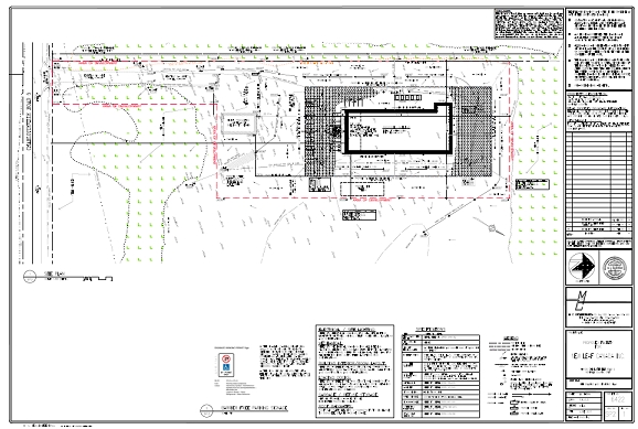 Site plan under review for New Leaf Canada – What Is A Site Plan Review
