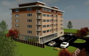 Pond St Apartment concept