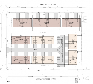 150 Stanley Site Plan