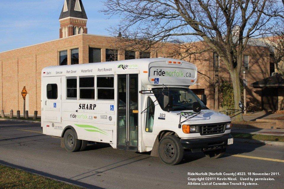 Shuttle bus Ride Norfolk