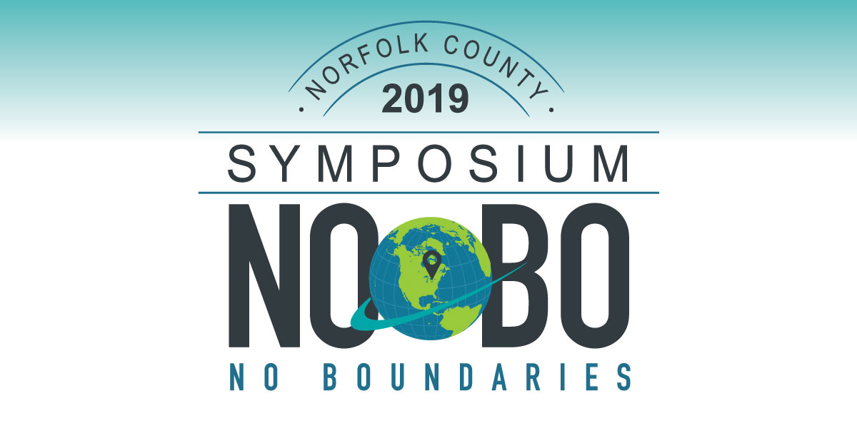Norfolk County No Boundaries Symposium