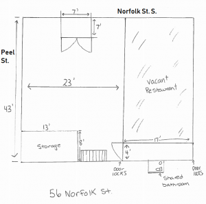 Floor Plan 56 Norfolk St S