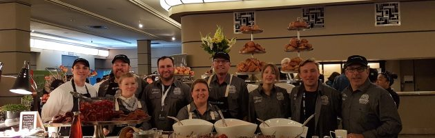 Terroir Symposium Norfolk team