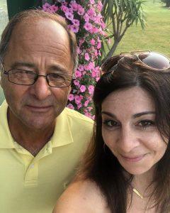 Melhem Sawaya and Lara Sawaya-Norman