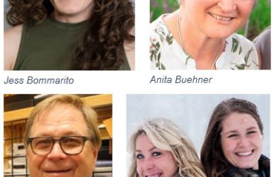 Local Speakers: Bommarito, Buehner, Carter, Dooney & Judd