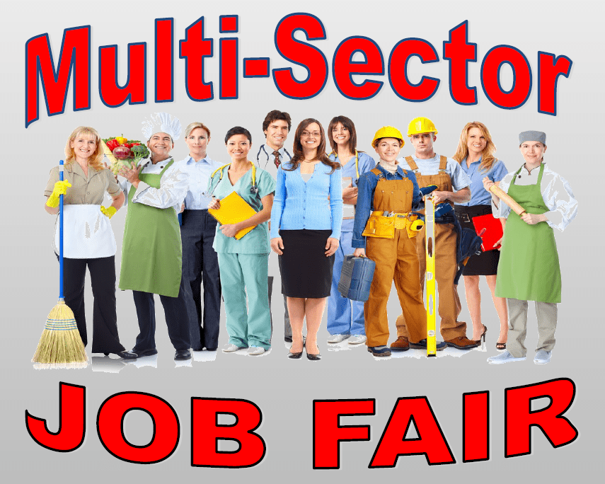 Multi-Sector Job Fair